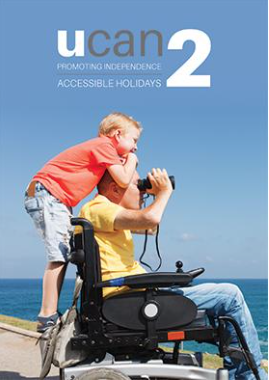 Ucan2 holiday guide front cover