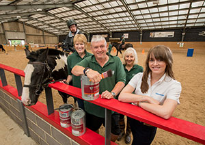 Staff happy with the AkzoNobel makeover at Morpeth RDA