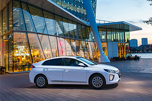 Hyundai Ioniq and electric vehicles