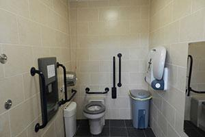 Changing Places disabled toilet