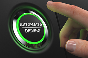 Driverless cars – a button on the dashboard for automated driving