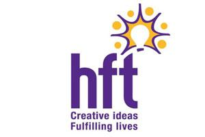 HFT Learning Disability Charity Logo