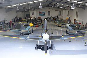 accessible day out - Biggin Hill Heritage Hangar