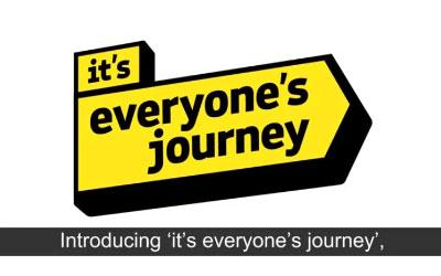 It's everyones journey logo