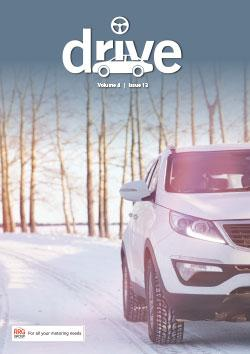 Drive Motability magazine the Latest Issue front cover