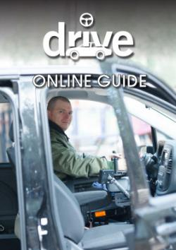 Drive Online Guide front cover