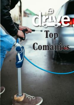 Drive top companies front cover
