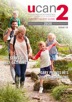 UCAN2 Latest Issue front cover
