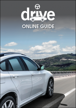 Drive Online Guide November 2020 front cover