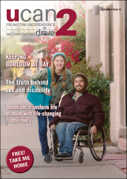 Ucan2 Issue 16 front cover